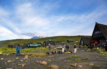 marangu huts
